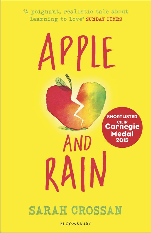 Apple and Rain stein g the art of racing in the rain a novel