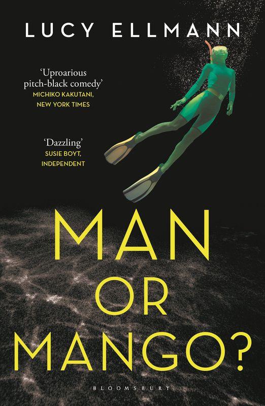 Man or Mango? the rap year book