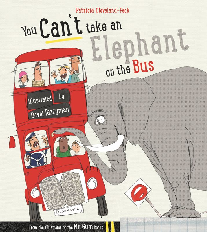 You Can't Take An Elephant On the Bus сумка bergen sport yeti xl 150l синий