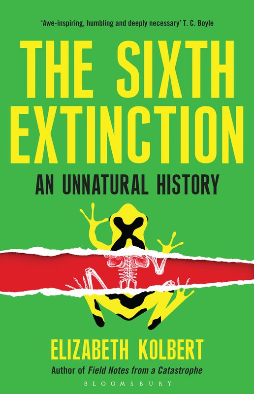 The Sixth Extinction a natural history of vision paper