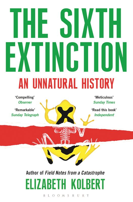 The Sixth Extinction An Unnatural History the sixth wife