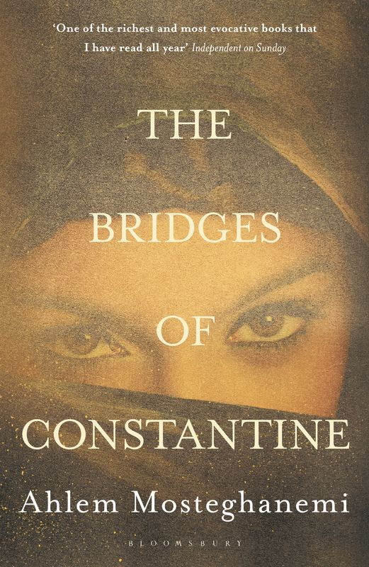 The Bridges of Constantine written in stone