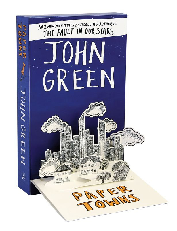 Paper Towns the vanished