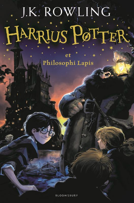 Harry Potter and the Philosopher's Stone (Latin) harry potter the chamber of secrets