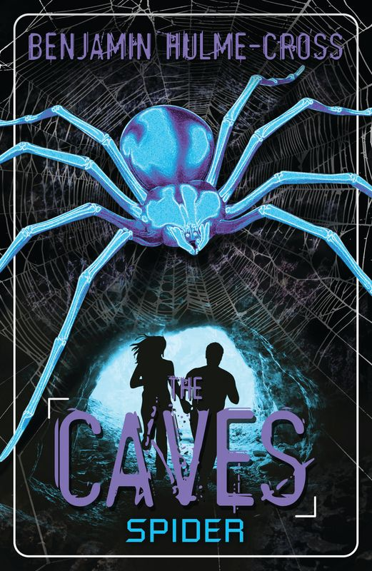 The Caves: Spider death in show
