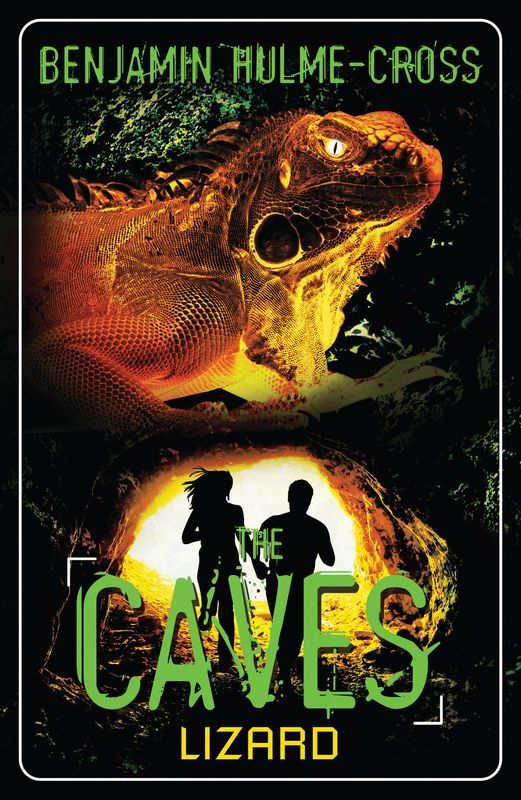 The Caves: Lizard death in show