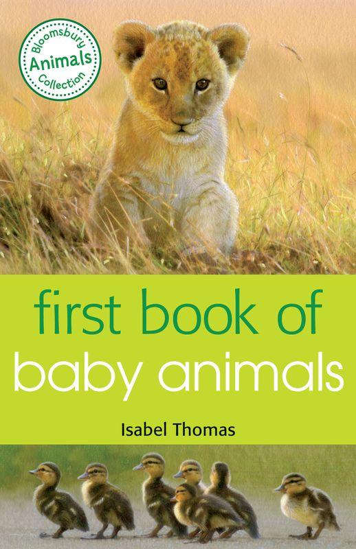 First Book of Baby Animals my first animals
