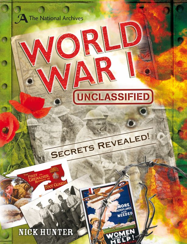 The National Archives: World War I Unclassified 5607064 [ unclassified rc 07s1n121l00]