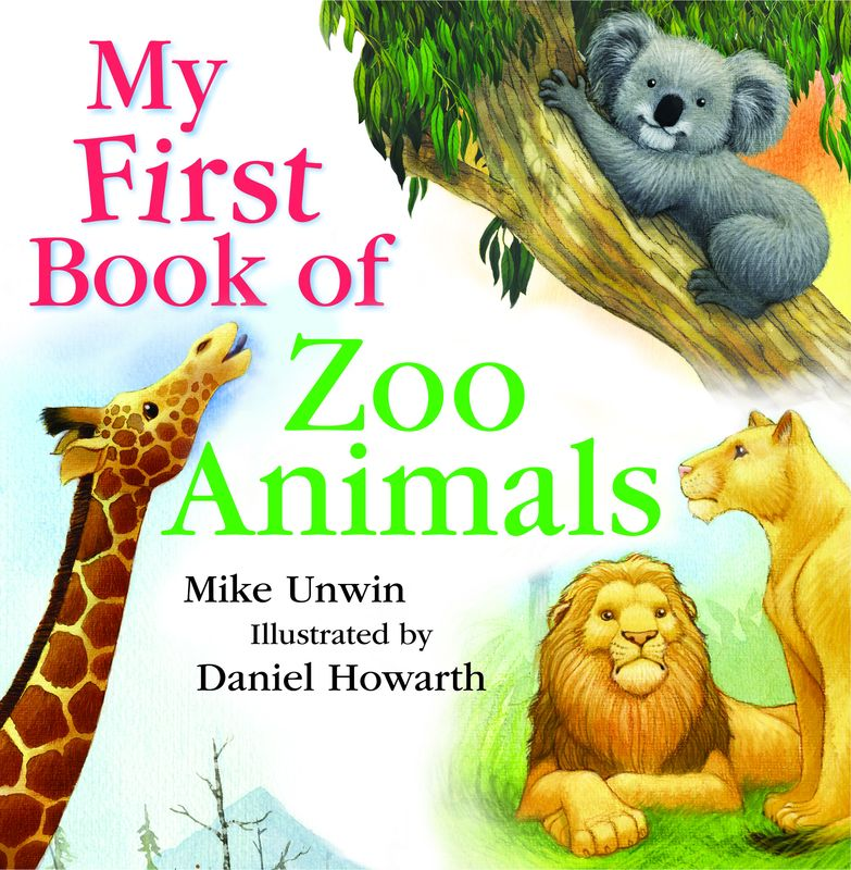 My First Book of Zoo Animals topsy and tim go to the zoo pb