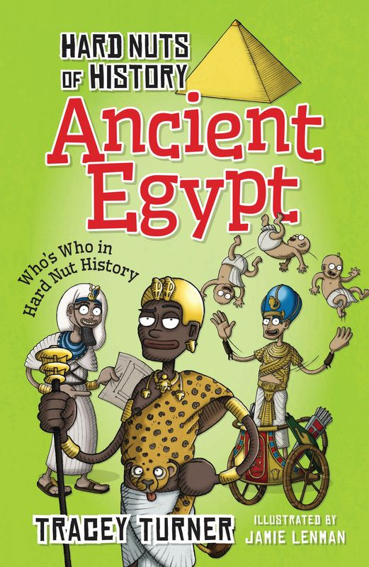 Hard Nuts of History: Ancient Egypt