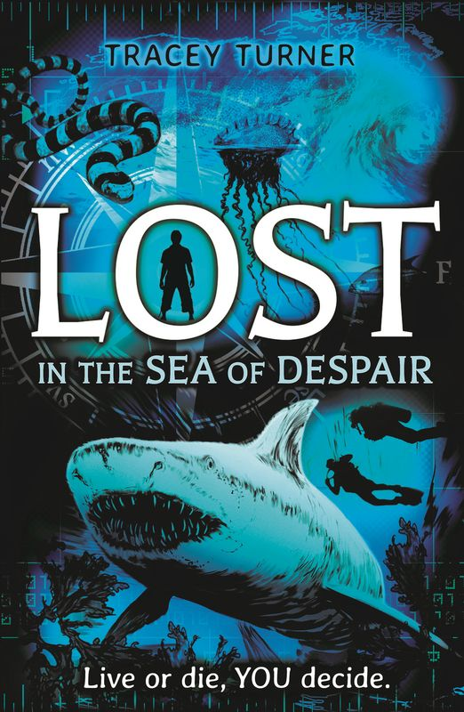 Lost... In the Sea of Despair given to the sea
