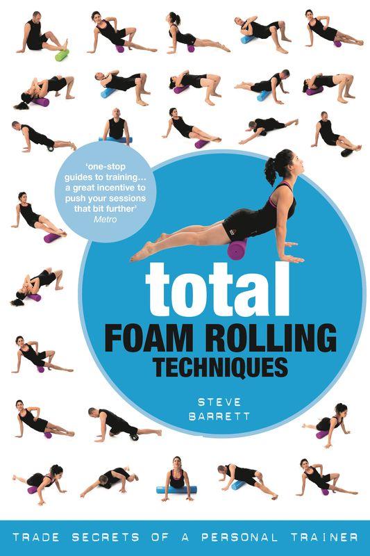 Total Foam Rolling Techniques single sided blue ccs foam pad by presta
