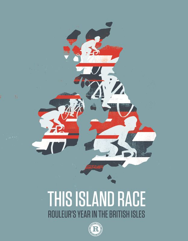 This Island Race the small island paradox