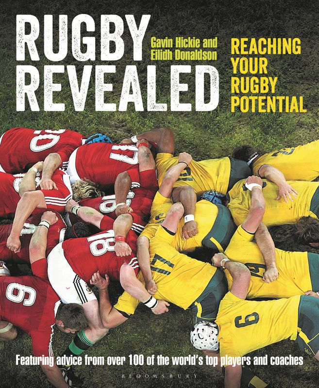 Rugby Revealed a practical guide to corporate communications
