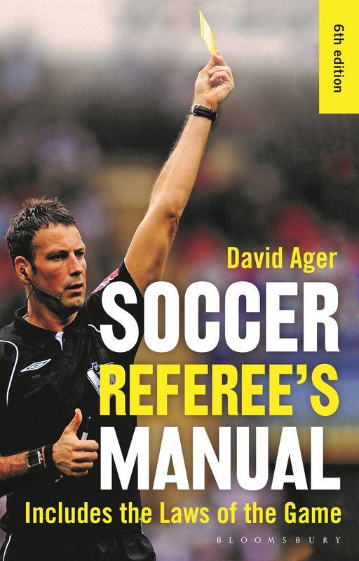 The Soccer Referee's Manual игра mookie soccer swingball 7260