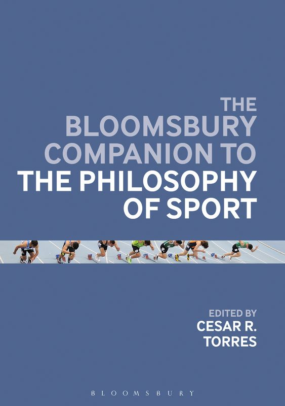 The Bloomsbury Companion to the Philosophy of Sport an area of darkness