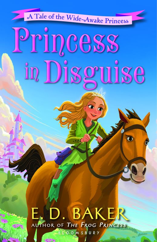 Princess in Disguise a fairy tale