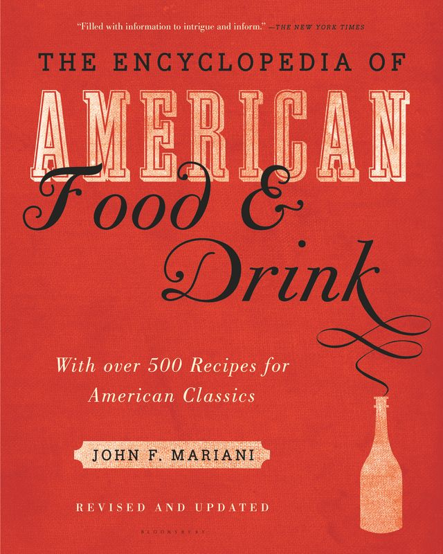 Encyclopedia of American Food and Drink the american spectrum encyclopedia the new illustrated home reference guide