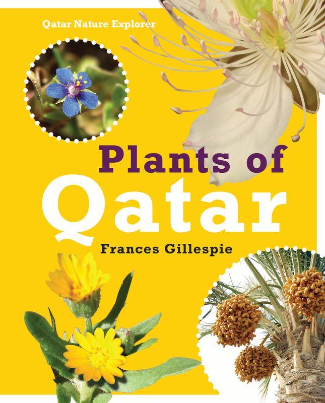 Plants of Qatar frances gillespie al haya al bahriya fee qatar sea and shore life of qatar
