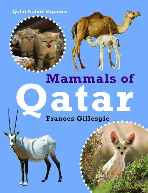 Mammals of Qatar frances gillespie al haya al bahriya fee qatar sea and shore life of qatar