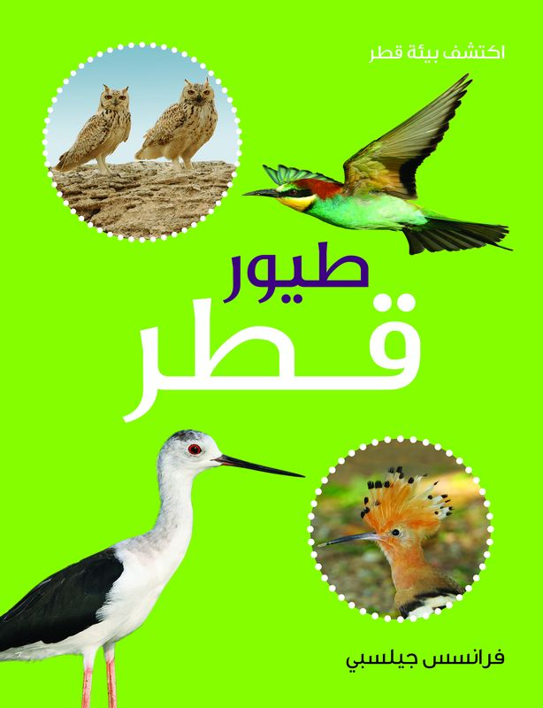 Toyoor Qatar (Birds of Qatar) birds of prey