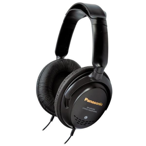 Panasonic RP-HTF295E, Black наушники