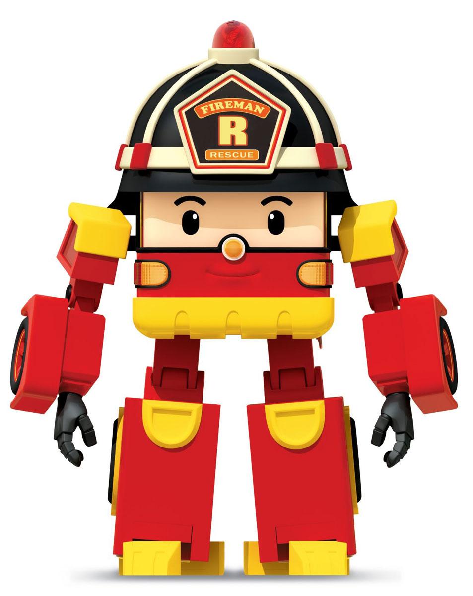 Robocar Poli Игрушка-трансформер Рой 10 см robocar poli трансформер рой пожарный