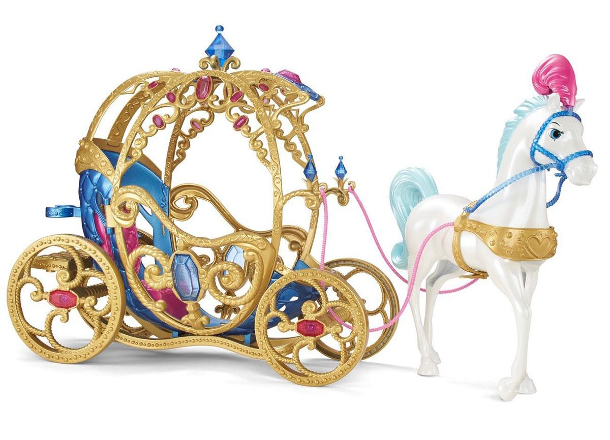 Disney Princess Лошадь с каретой для Золушки