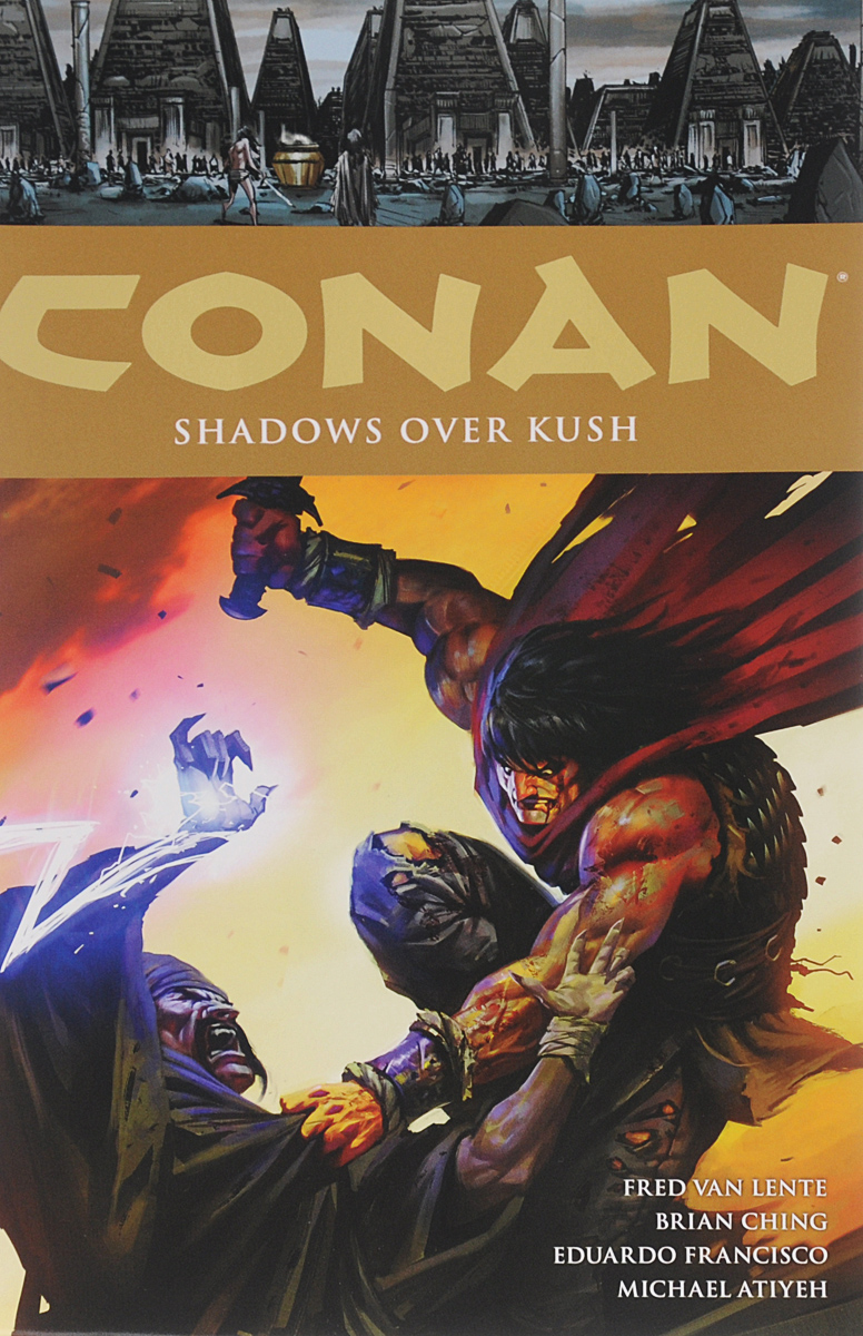 Conan: Shadows Over Kush out of the light into the shadows