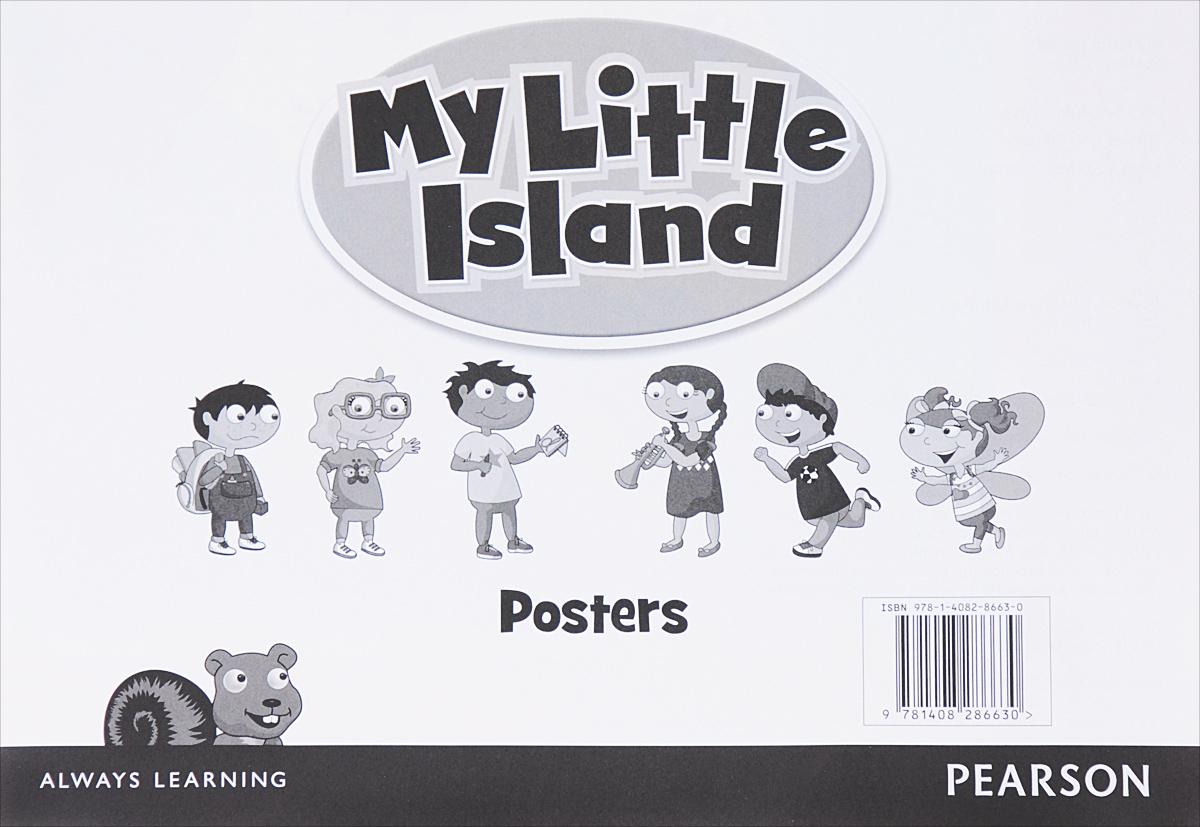 My Little Island: Poster my little island level 1 teacher s book