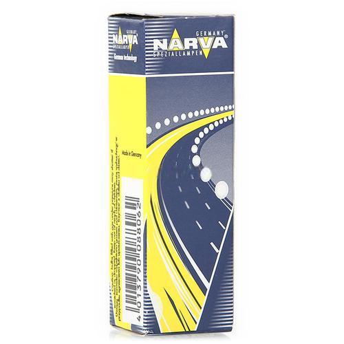 Лампа автомобильная NarvaRP H1 12V-55W (P14,5s) 4833048330Лампа фары - галогенная, автомобильная, напряжение 12 Вольт, номинальная мощность 55 Ватт, с металлическим цоколем (исполнение патрона P14,5s). RANGER POWER - Лампа стандартной мощности с повышенной светоотдачей. Обеспечивает повышенную яркость освещения на растоянии 75м на 30%. Основная (головная) фара (передняя оптика, штатные фары) без и с автоматической системой стабилизации (механический (ручной) корректор, электрический корректор, автоматический корректор) с функциями: лампа дальнего света, лампа противотуманного света. Противотуманная фара (противотуманка, фара в бампер, штатная оптика) с функцией: лампа противотуманного света. В соответствии с каталогом производителя продукции и конструктивной спецификацией производителя автомобиля. Напряжение: 12 вольт