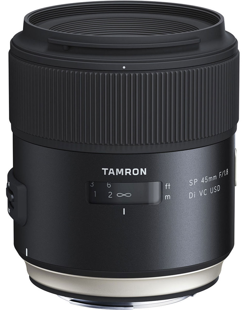 Tamron SP 45mm F/1.8 DI VC USD, Black объектив для Canon - Объективы
