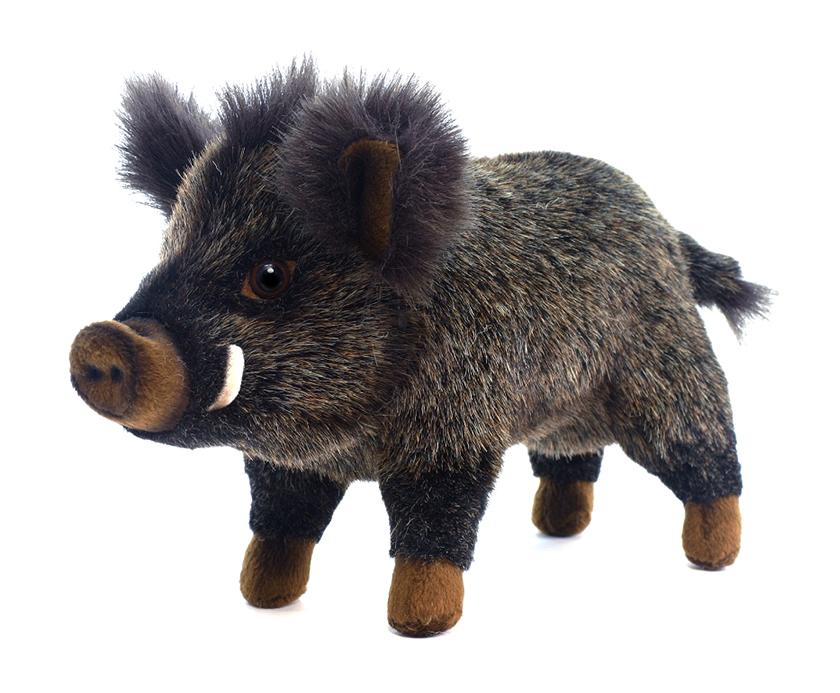 Hansa Мягкая игрушка Свинья Кабан, 29 см bhc63504 hansa