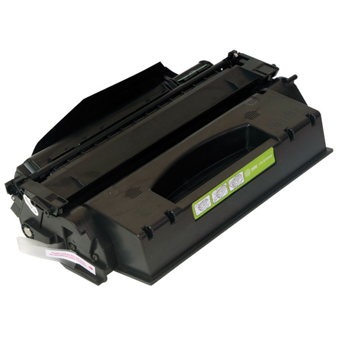 Cactus CS-Q7553XS, Black тонер-картридж для HP P2014/P2015/M2727