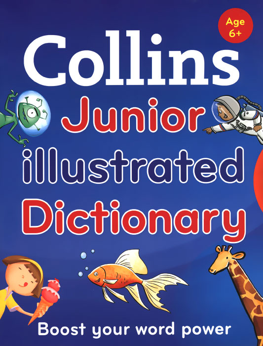 Collins Junior Illustrated Dictionary collins essential chinese dictionary
