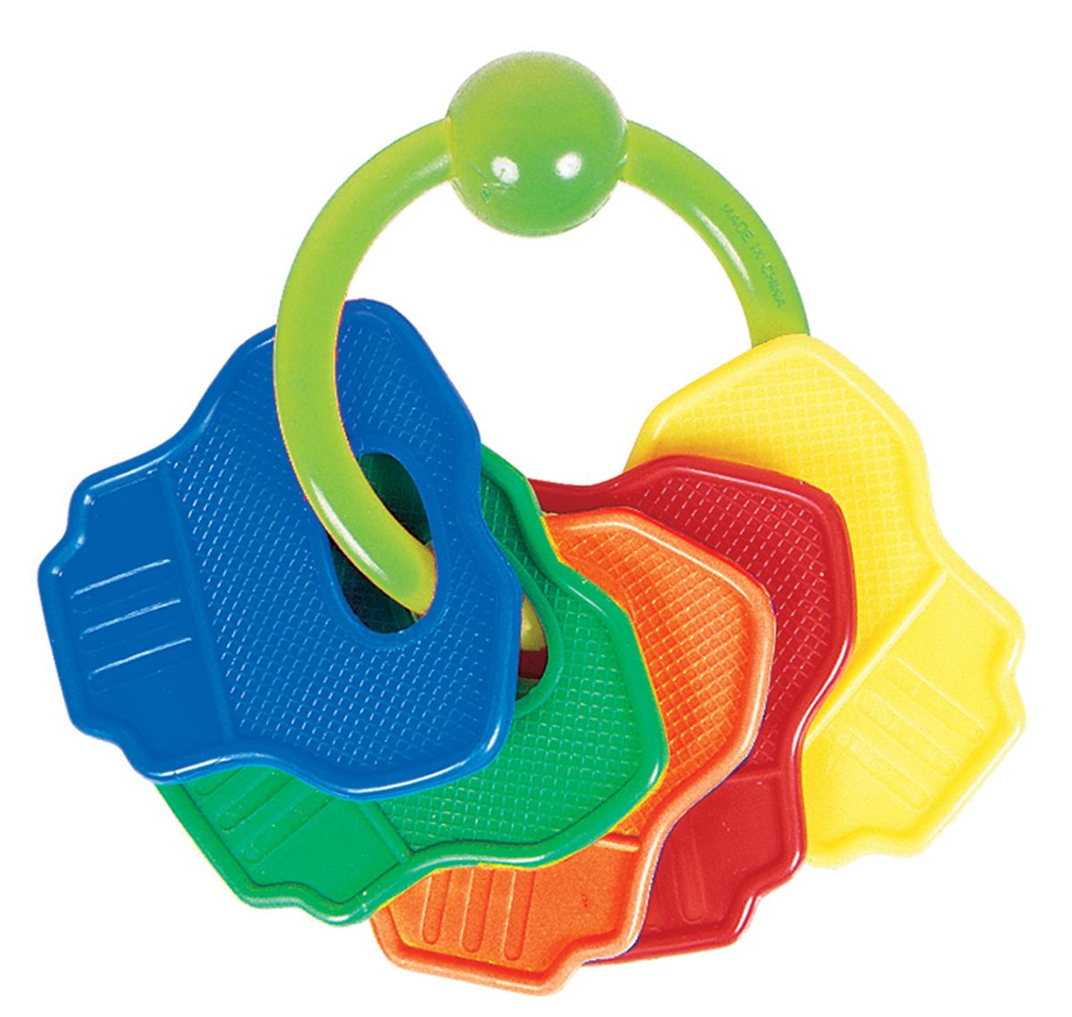 Мир детства Игрушка-погремушка Фигурки-непоседы вибрирующая игрушка мир детства бегемотик