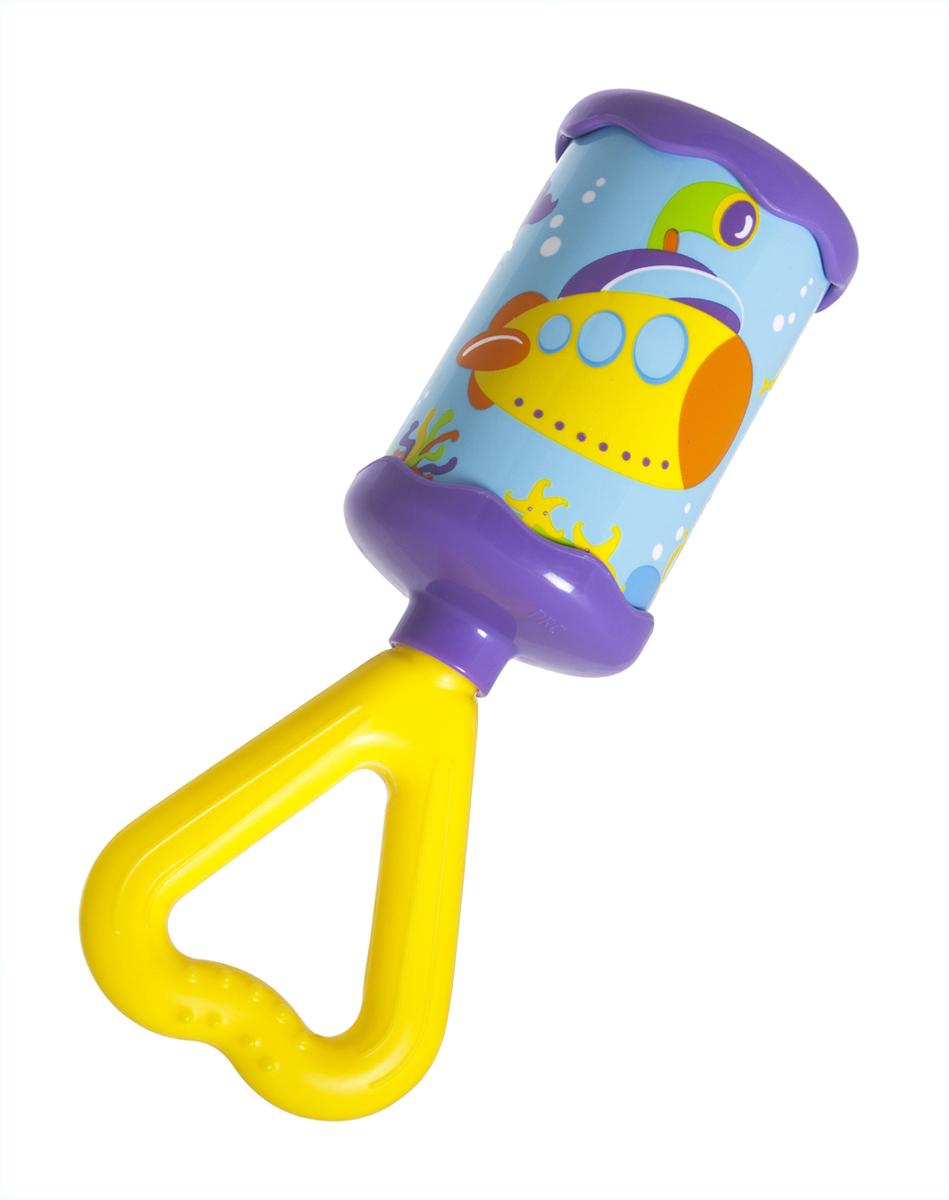 Мир детства Игрушка-погремушка Бочонок с секретом цвет фиолетовый фиксатор двери мир детства мишка