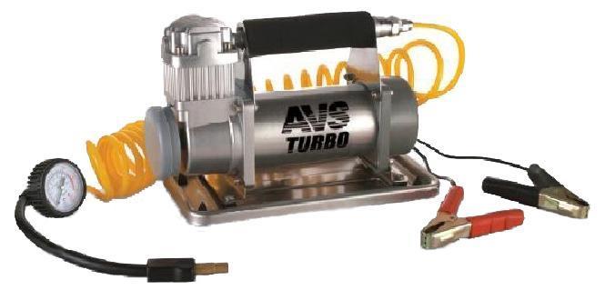 Компрессор автомобильный AVS KS90080504Компрессоры автомобильные предназначены для накачки воздухом шин легковых и коммерческих автомобилей. Рабочее напряжение авто компрессоров — 12 Вольт. Высокая производительность автомобильных компрессоров делает возможным более широкое их применение.AVS KS900 - это компрессор, который легко и без особого труда поможет накачать спущенное колесо. С помощью данной модели также можно накачать резиновую лодку, матрац, шину велосипеда и многое другое.
