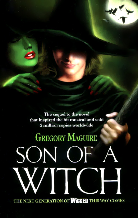 Son of a Witch son of a witch