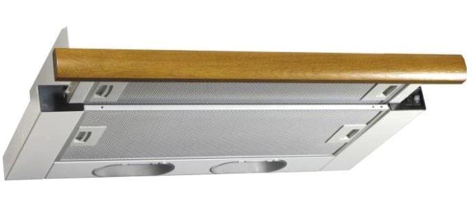 Elikor Интегра 60П-400-В2Л, Beige встраиваемая вытяжка - Вытяжки