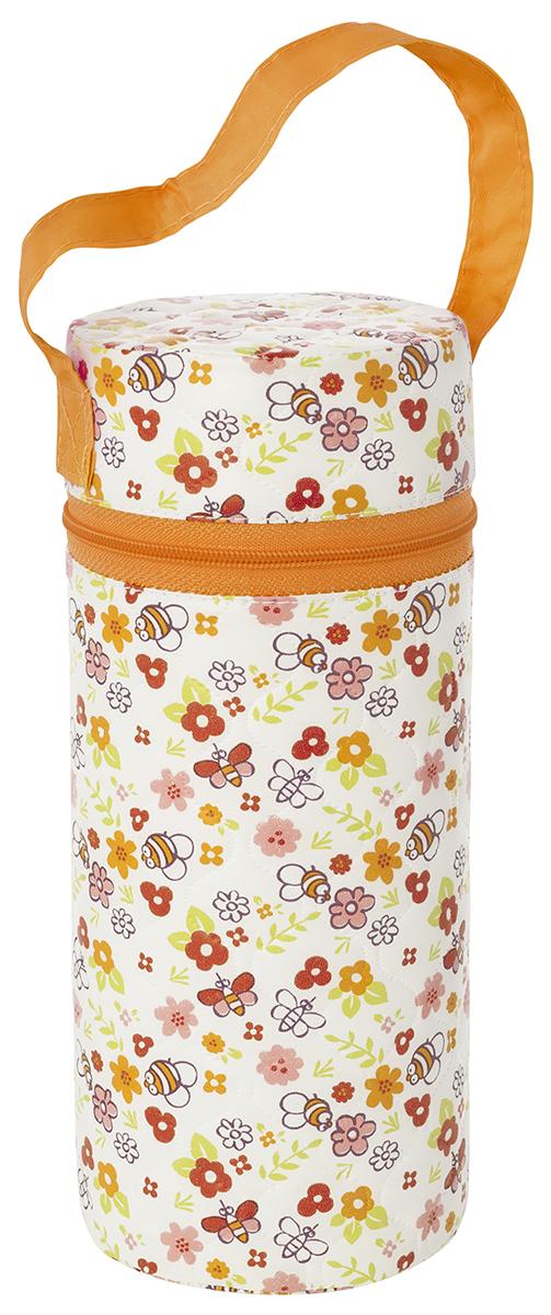 Контейнер для бутылочки  Мир детства , трехслойный -  Все для детского кормления