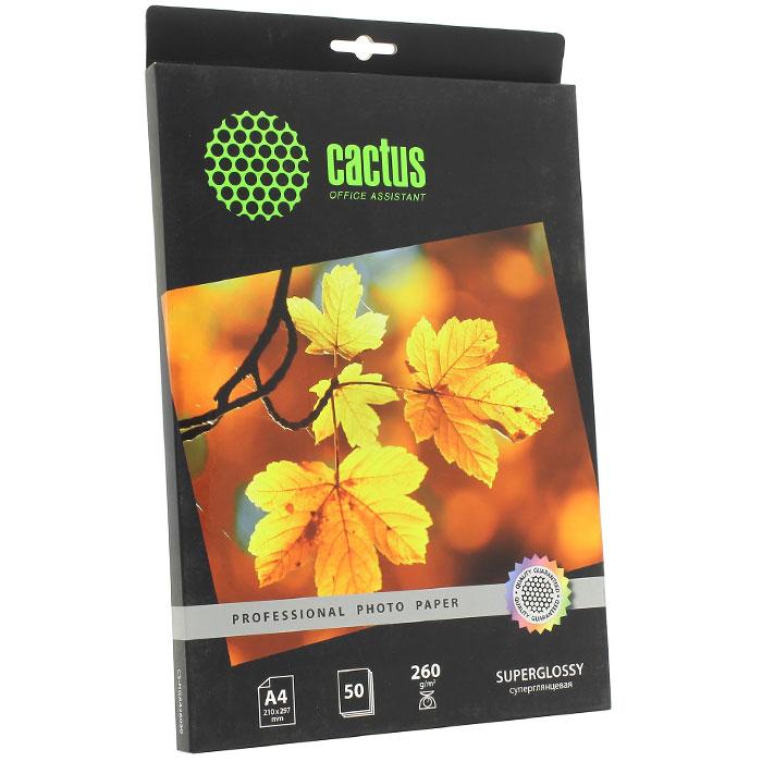 Cactus CS-HGA426050 Professional суперглянцевая фотобумагаCS-HGA426050Суперглянцевая фотобумага Cactus CS-HGA426050 Professional. Запечатлевайте лучшие мгновения вашей жизни в сочных и насыщенных цветах. Представляйте яркие и красочные презентации. Наслаждайтесь отпечатками высочайшего качества. Суперглянцевая бумага Cactus - это бумага класса премиум. Зеркальный глянец придаст вашим отпечаткам вид рекламной фотографии, а яркая белизна позволит передать сочность и насыщенность цветов. Произведенная на высокотехнологичной полимерной основе она полностью влагонепроницаема. Суперглянец от Cactus превращает любую вашу фотографию в произведение фотографического искусства.Белизна бумаги: 95% - 98% Предназначена только для струйных принтеров.