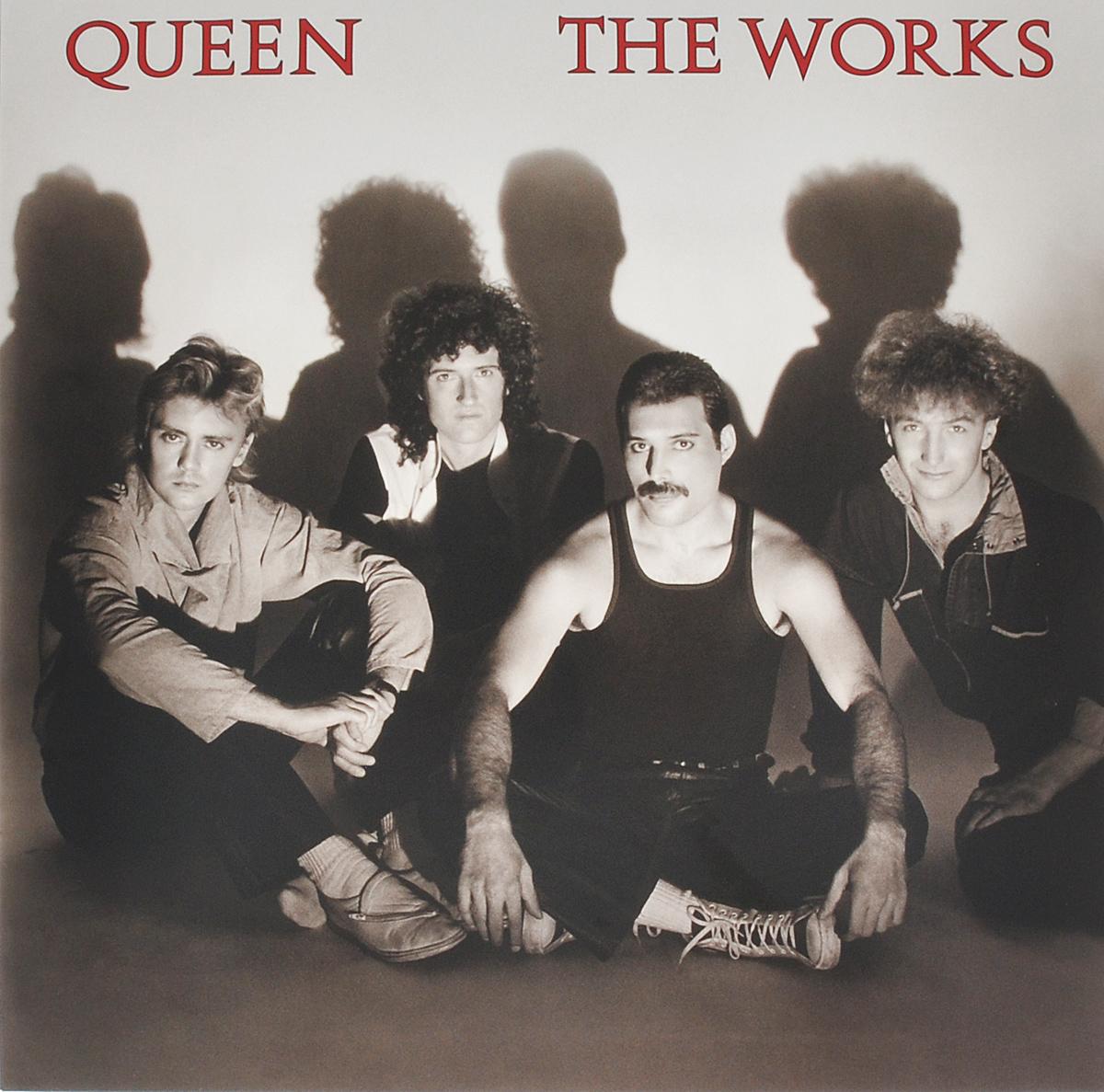 """""""Queen"""" Queen. The Works (LP)"""