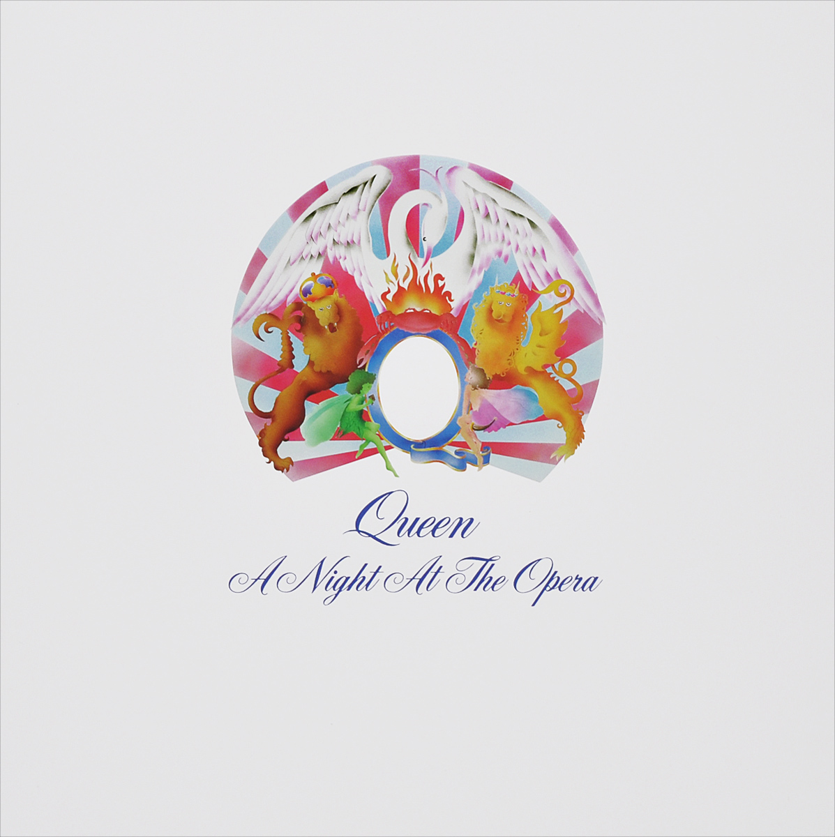 Queen Queen. A Night At The Opera (LP) queen queen a night at the opera lp