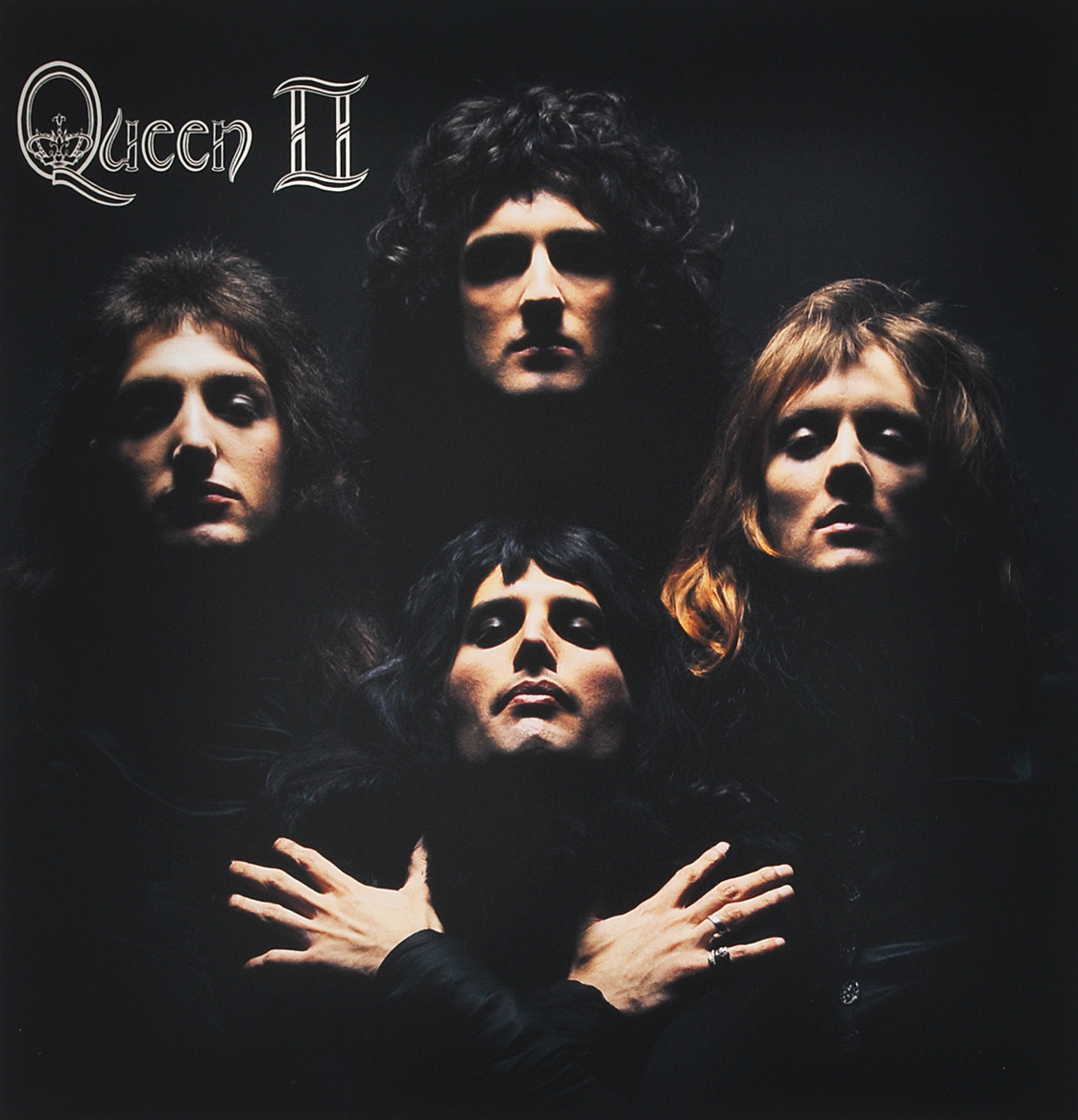 Queen Queen. Queen II (LP) queen queen the platinum collection greatest hits i ii