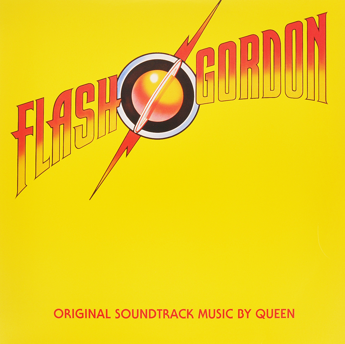 Queen Queen. Flash Gordon. Original Soundtrack Musik (LP) ninja scroll original soundtrack