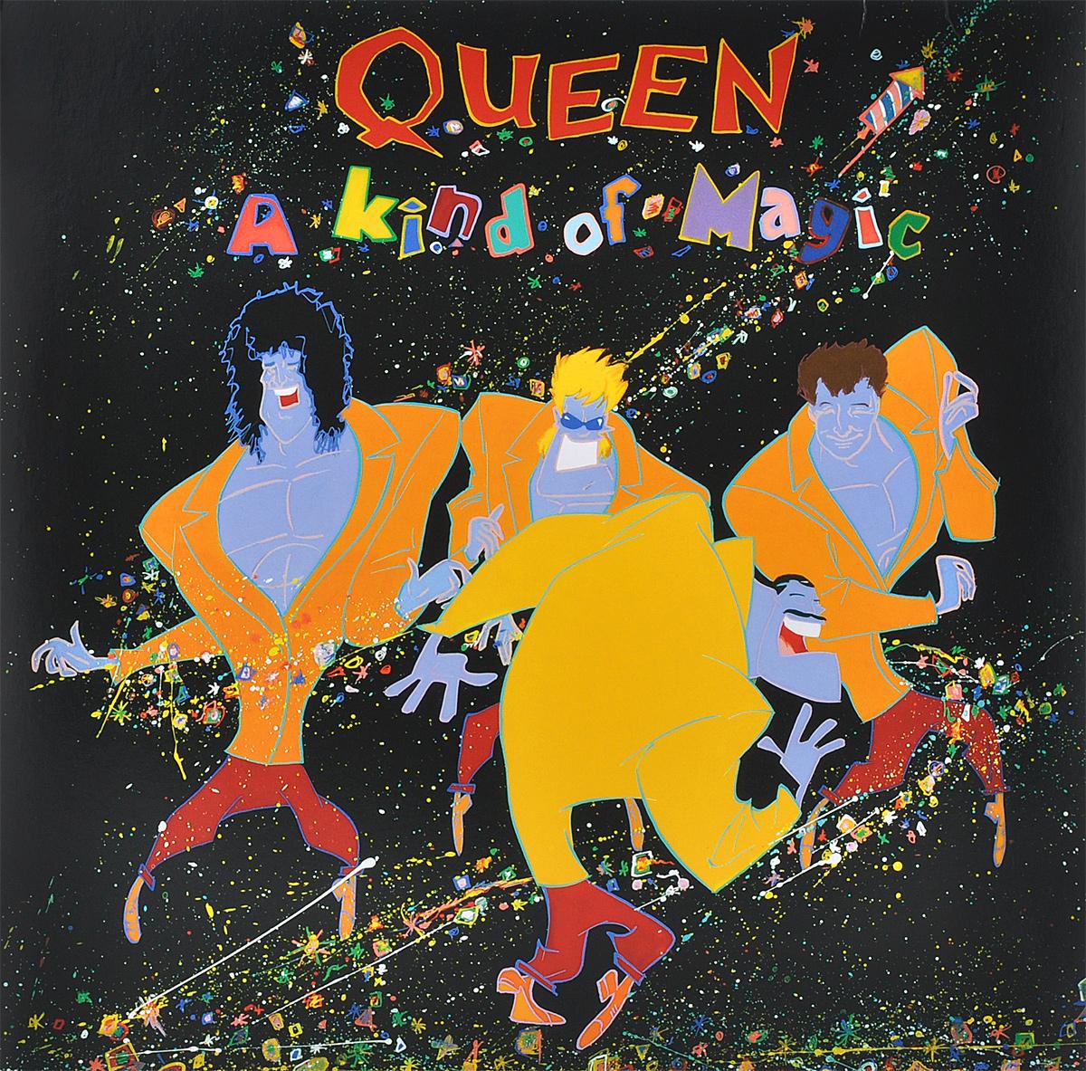 Queen Queen. A Kind Of Magic (LP) cd queen a kind of magic 2011 remastered