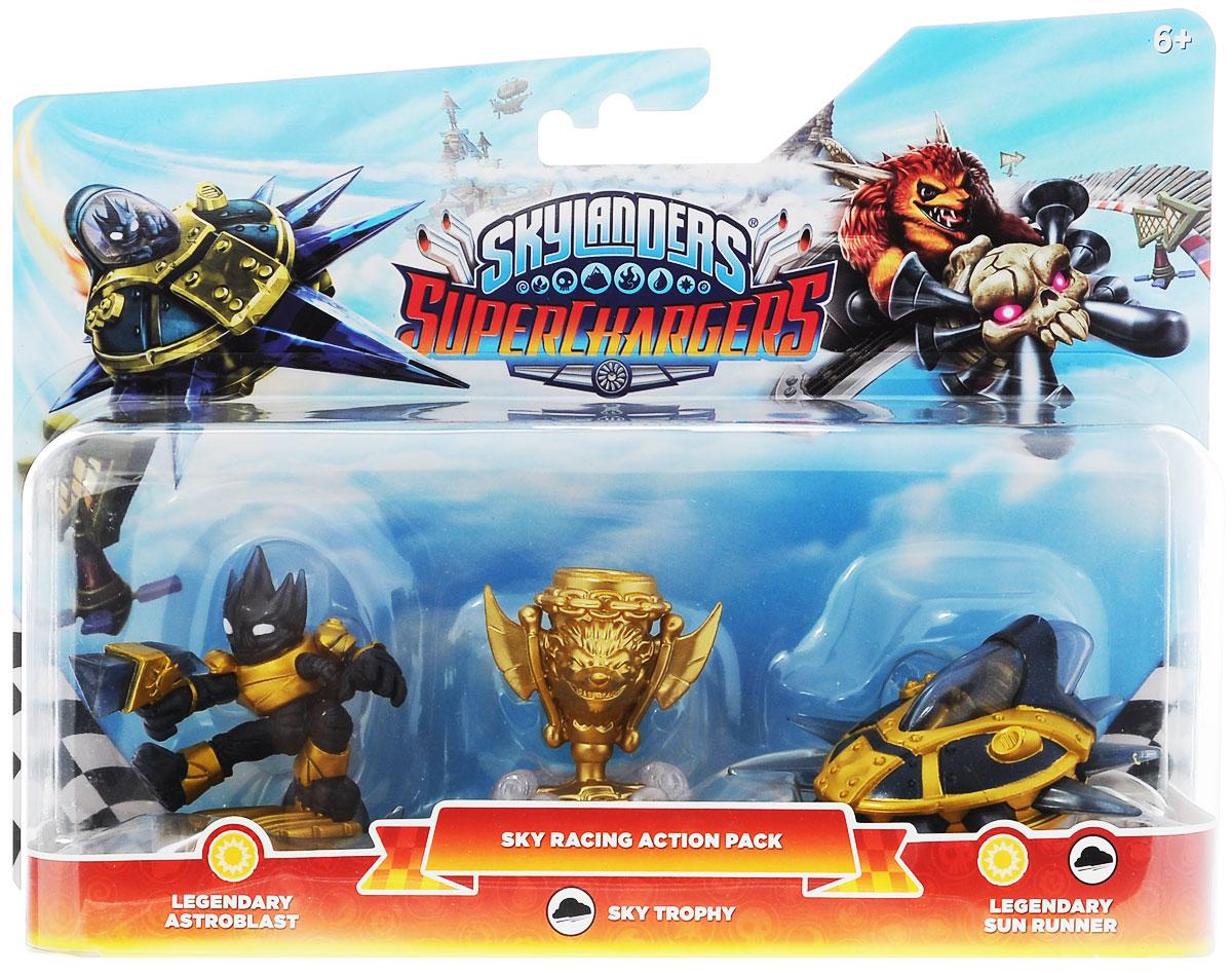 Skylanders SuperChargers. Набор для гонок Legendary стихия Light skylanders spyro s adventure стартовый набор