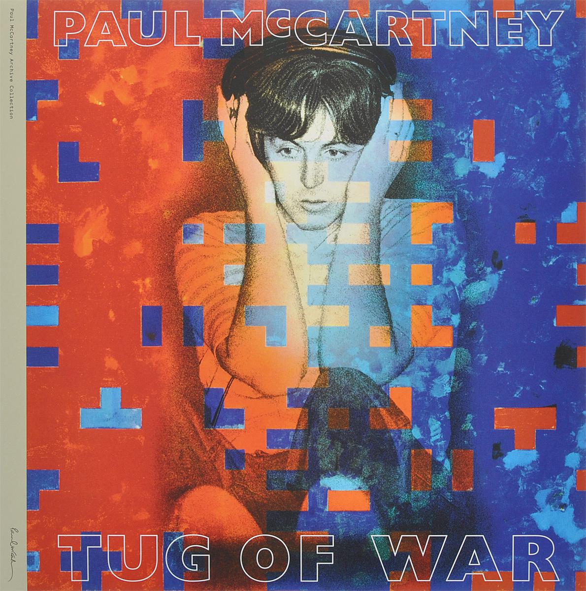 Пол Маккартни Paul McCartney. Tug Of War (2 LP) tug of war