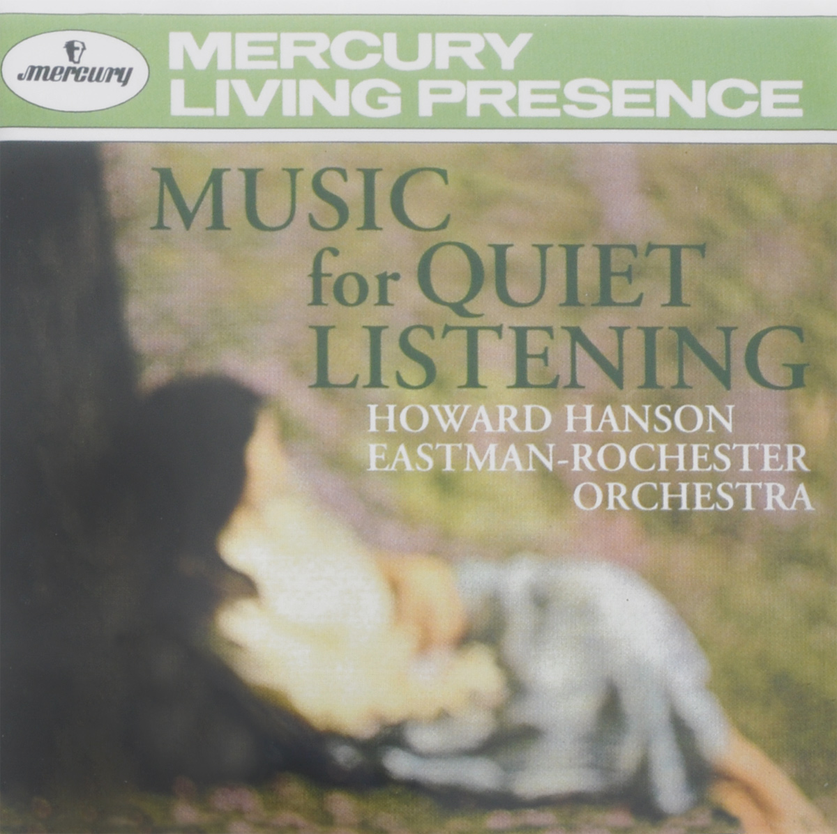 Ховард Хэнсон,Eastman-Rochester Orchestra Howard Hanson. Music For Quiet Listening корм для карликовых хомяков versele laga mini hamster nature 400 г